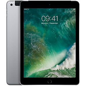 iPad 32 GB WiFi + Cellular (stellar grå)