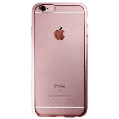 Iphone 6s rosegull deksel