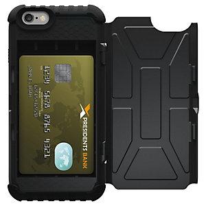 UAG kortfodral till iPhone  7 och 6S (Svart)