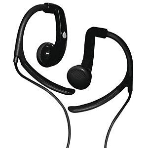 Puro Sport Stereo in-ear-hodetelefoner (sort)