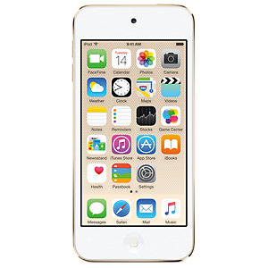 iPod touch 6 16 GB (guld)
