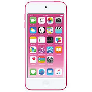 iPod touch 128 GB (rosa)