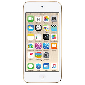 iPod touch 128 GB (guld)