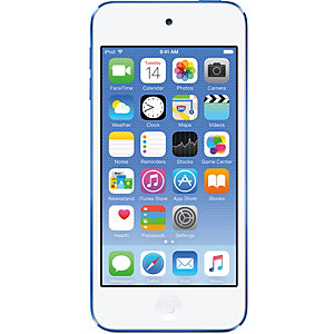 iPod touch 128 GB (blå)