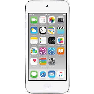 iPod touch 128 GB (silver)