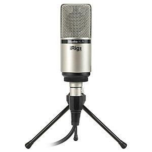 IK Multimedia iRig Mic Studio XLR mikrofoni