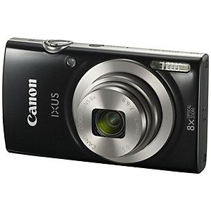Canon Ixus 185 kompaktkamera (sort)