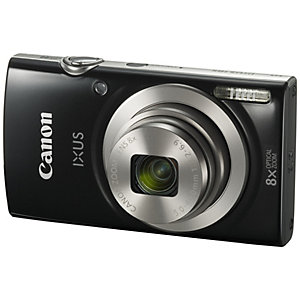 Canon Ixus 185 digikamera (musta)
