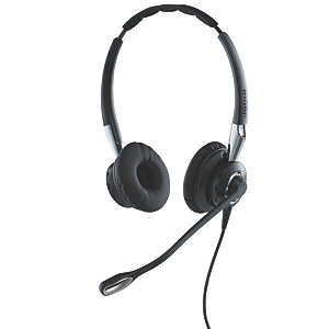 Jabra Biz 2400 II DUO QD headset