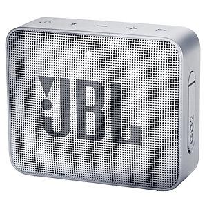 JBL GO 2 trådløs høyttaler (grå)