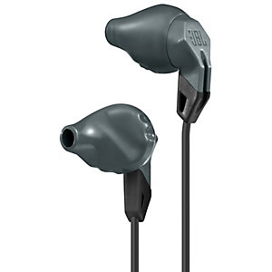 JBL Grip 200 in-ear hörlurar (blygrå)