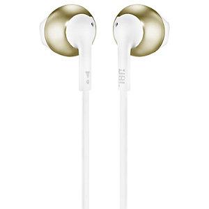JBL T205 in-ear kuulokkeet (samppanja)