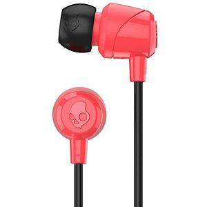 Skullcandy Jib trådløse in-ear hodetelefoner (rød/sort)