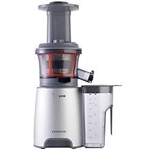 Kenwood Purejuice Pro Slow Juicer Jmp800si : Witt by Kuvings slow juicer - pressar hela frukter och gronsaker - Elgiganten