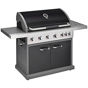 Jamie Oliver Pro 6+1 gassgrill 440610