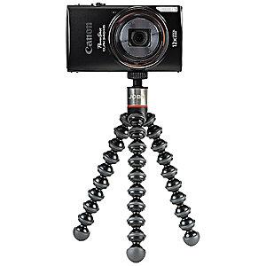 Joby Gorillapod 325 kamerastativ (sort/koksgrå)
