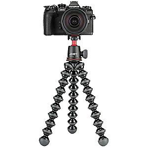 Joby Gorillapod 3K Kit kamerastativ (sort/koksgrå)