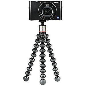 Joby Gorillapod 500 kamerastativ (sort/koksgrå)