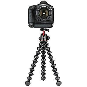 Joby Gorillapod 5K Kit kamerastativ (sort/koksgrå)