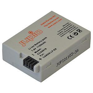 Jupio LP-E8 1120 mAh batteri