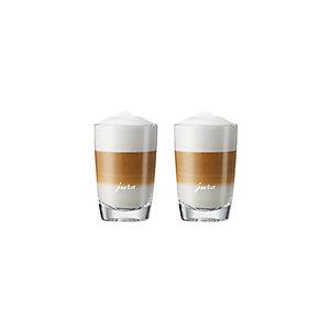Jura latte macchiato-glass 71792