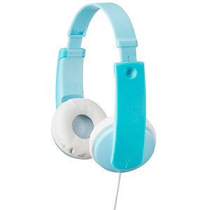 JVC HA-KD7 on-ear hodetelefoner (blå)