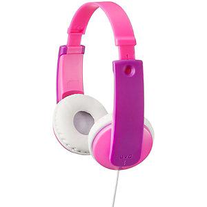 JVC HA-KD7 lasten on-ear kuulokkeet (pinkki)