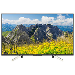 """Sony 43"""" 4K UHD Smart TV KD-43XF7596"""