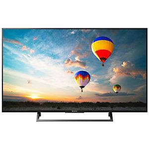 Sony 49'' 4K UHD Smart TV KD-49XE8005BAE