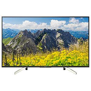 """Sony 49"""" 4K UHD Smart TV KD-49XF7596"""