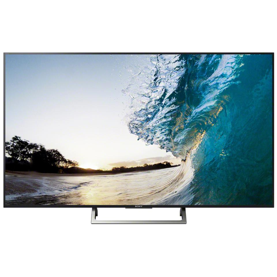 Sony 65 4k Uhd Smart Tv Kd 65xe8505 Fladsk Rms Tv Elgiganten # Television Moderne