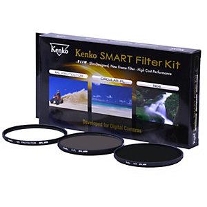 Kenko Smart filtersett 77 mm