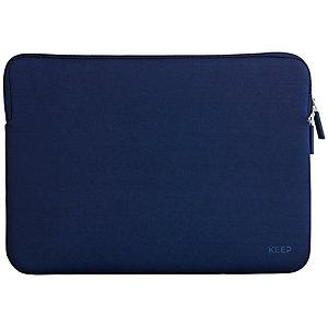"""Keep fodral till laptop 13,3"""" neopren (blå)"""