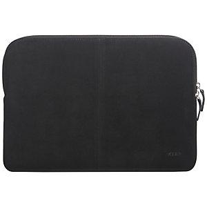Keep Suede sleeve för bärbar dator (svart)