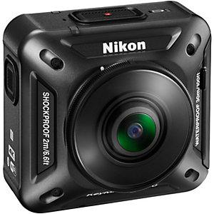 Nikon KeyMission 360 actionkamera (svart)