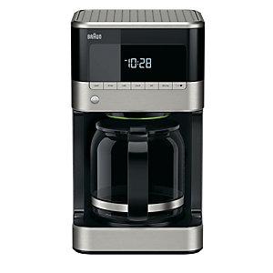 Braun PurAroma 7 kahvinkeitin KF7120 (hopea)