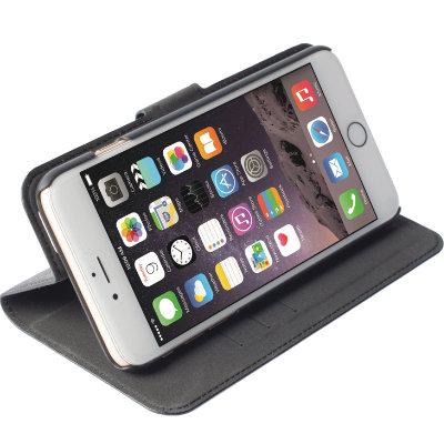 Krusell Malmö Plånbok Fodral iPhone 6 Plus (svart) - Skal och Fodral ... 93953dd4f0860