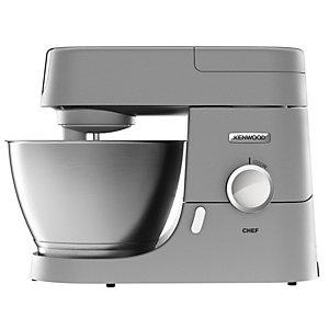 Kenwood Chef kjøkkenmaskin KVC3100S (sølv)