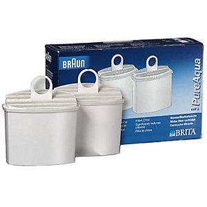 Braun Pure Aqua Vattenfilter (2 st)