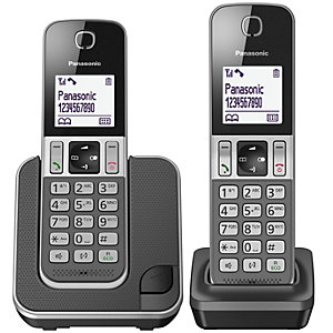 Panasonic KX-TGD312DUO trådløs telefon (Duo)
