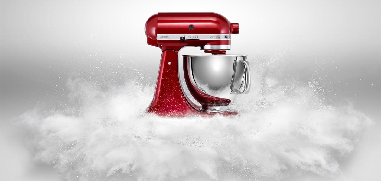 KitchenAid - en verden af køkkenudstyr