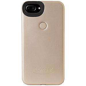 LuMee II LED-fodral iPhone 6/6S/7/8 Plus (guld)