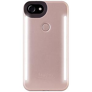 LuMee II LED-fodral iPhone 6/6S/7/8  (rose)
