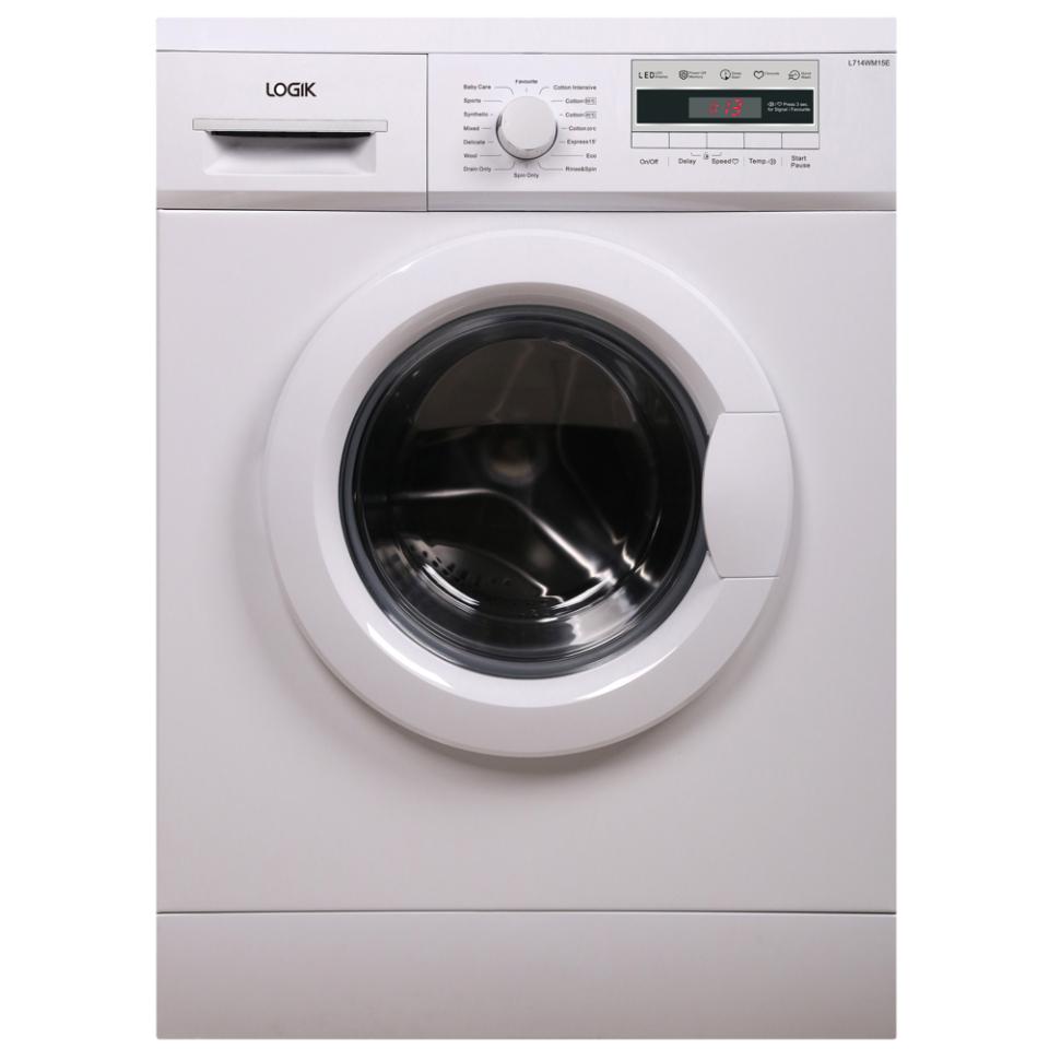 Logik Tvättmaskin L714WM15E - Tvättmaskin - Elgiganten : bra tvättmaskin : Inredning