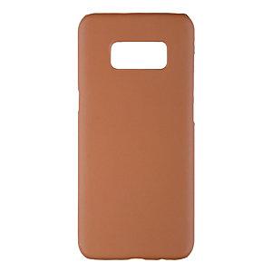 La Vie Samsung Galaxy S8 fodral i läder (brun)