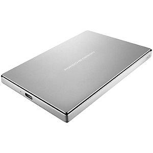 LaCie Porsche Design Mobile 2 TB USB-C harddisk