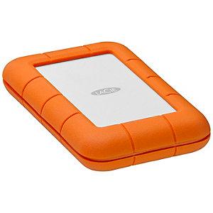 LaCie Rugged USB-C 1 TB portabel SSD