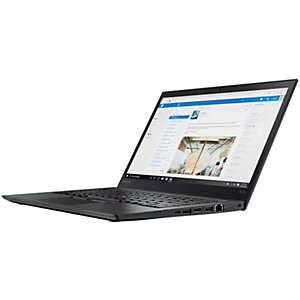 "Lenovo ThinkPad T470s 14.1"" bærbar PC (sort)"