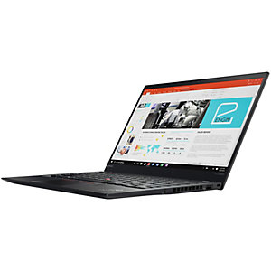 "Lenovo ThinkPad X1 Carbon 14.1"" bærbar PC (sort)"