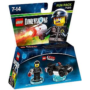 Lego Dimensions - Bad Cop, Police Car